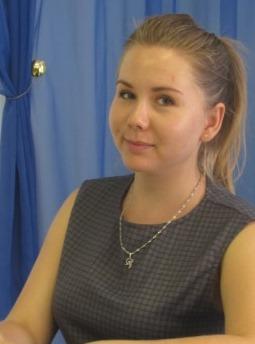 Улещенко Марина Юрьевна